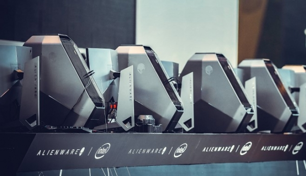 Alienware高性能游戏和VR装备尽在戴尔ChinaJoy
