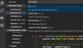 微软开源Visual Studio Code轻量编辑器
