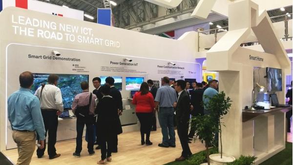 华为携手全球伙伴在南非举办第五届电力峰会  全面展示智能电网一站式ICT解决方案