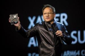 英伟达在CES发布自动驾驶汽车超级计算机Xavier
