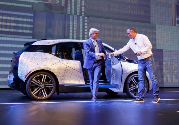 英特尔:我们将成为联网自动驾驶汽车的大脑
