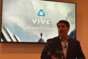 HTC发布Vive Tracker:将实物带进虚拟世界