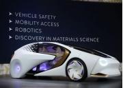 丰田发布Concept-i概念车 可实现类Siri人车对话