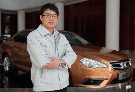 重磅出击!北汽集团信息技术部部长李晓龙亮相ACS2017