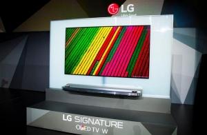 CES 2017: LG推出机器人、电视以及Alexa集成产品