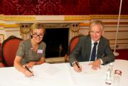 亚马逊与英国政府贸易投资总署建立战略合作伙伴关系