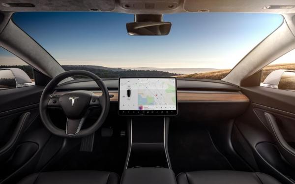 特斯拉Model 3很值得等待 起价35000美元