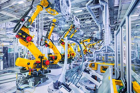 智能机器人市场:制造业的未来