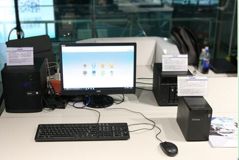 杰和发布新一代NAS 聚集企业级数据存储