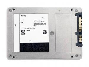 英特尔推出消费级64层3D闪存SSD