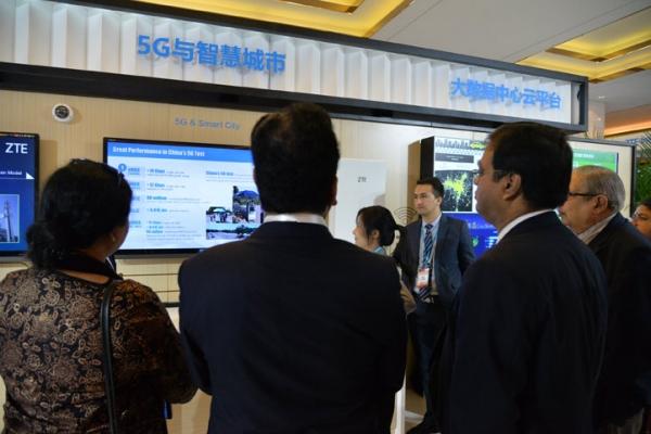 2017全球TMF智慧城市峰会拉开帷幕 众多国际城市和国内城市代表齐聚智慧银川