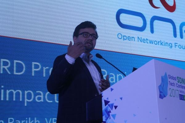ONF解决方案与合作伙伴副主席Aseem Parikh:CORD的社区增长概况及全球发展趋势