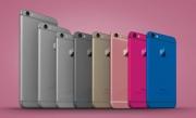 iPhone 6c新传闻:多种颜色 今年春季发布