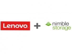联想与Nimble Storage强强联手共同研发数据中心管理