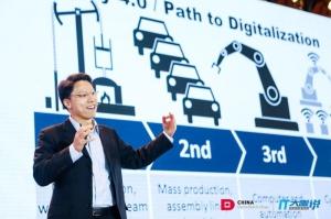"""Hubert Tsang:OpenStack支撑互太纺织落地""""工业4.0"""""""