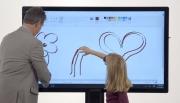 CES新看点:新技术让大尺寸触摸屏将成为可能