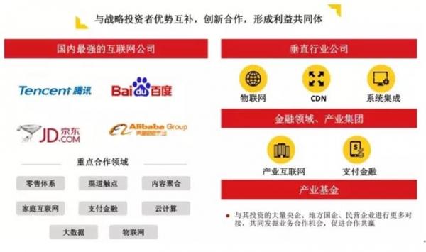 中国联通混改中唯一的物联网公司