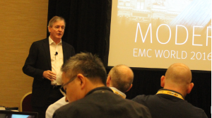 EMC World 2016最后一天,静等新公司戴尔EMC到来!