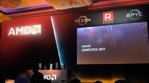 COMPUTEX 2017:AMD入台30周年 推多款新品
