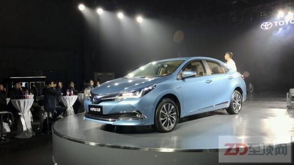 主打混合动力技术 丰田推卡罗拉双擎新车型