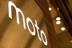 摩托罗拉唯一实体店开业