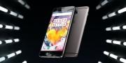 搭载骁龙821处理器6GB内存 一加手机3T海外发布