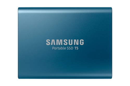 5与伦比 三星移动固态硬盘T5荣耀发布