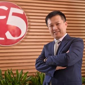 张振伦 F5公司大中华区技术总监