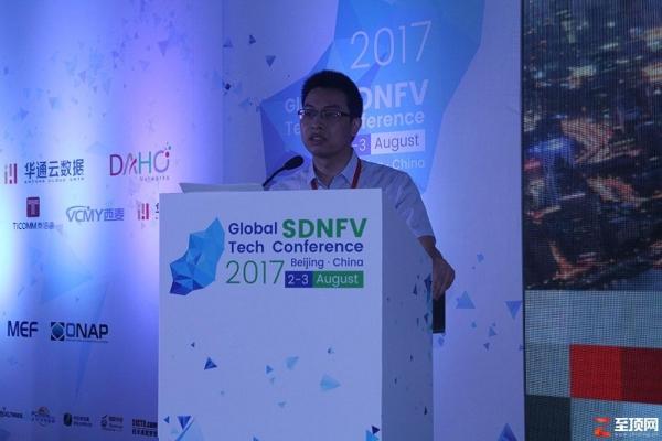 新华三集团网络产品部解决方案总工唐元武:NFV优化及企业场景化应用