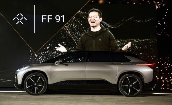 36小时预定量超6万台 乐视小伙伴FF量产车