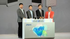 中兴加速精品化战略布局 ZTE系列推两款智能手机