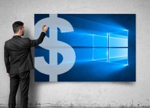 微软Windows 10新的商业模式:花钱来玩