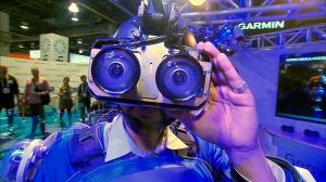 虚拟现实元年到来 细数那些CES2016上炙手可热的VR设备