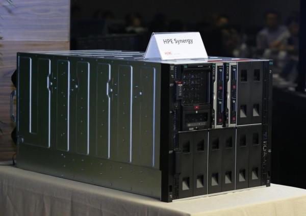 新华三Synergy塑合型基础架构为新经济提供强大引擎