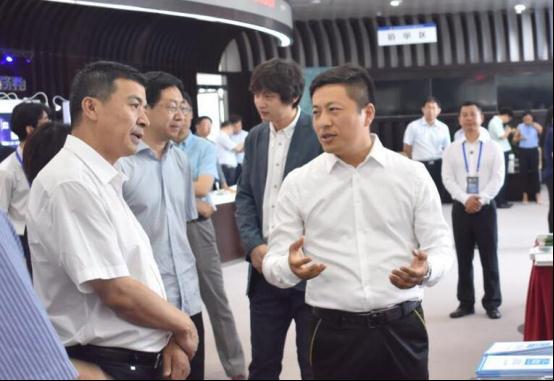 """讯众股份荣获2017年""""北京市最具成长性企业"""