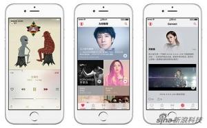 苹果音乐服务首次登陆内地:每月10元在线听歌