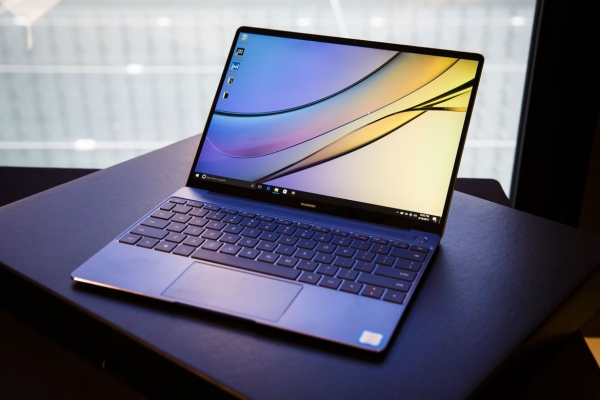 华为发布Matebook系列笔记本+平板 外观堪比MacBook
