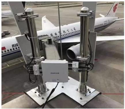 锐捷Wi-Fi护航首都国际机场 飞行数据包传输从40分缩短到5分钟