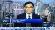 途牛CFO杨嘉宏接受CNBC采访:发力机酒 为用户提供更多选择