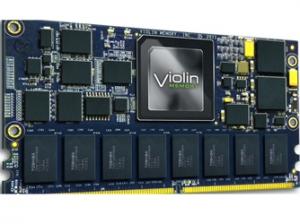 Violin Memory推出两款闪存存储平台进军中低端市场