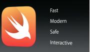 苹果宣布Swift编程语言开源 支持Linux