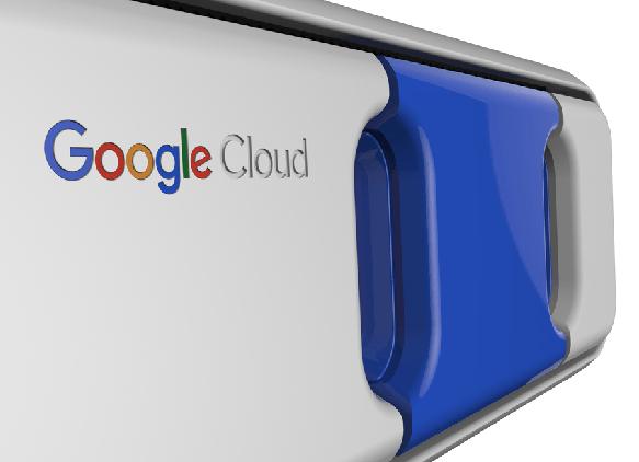 企业现在可以用联邦快递将数据发送给谷歌的云平台了