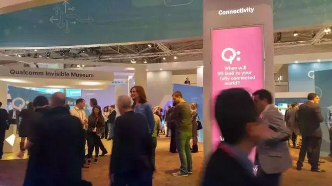 高通多个现场演示在MWC 2016首秀:连接、万物互联、移动体验