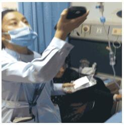 """锐捷网络""""治愈""""江苏省肿瘤医院""""移动医疗""""网,每年服务13万患者"""
