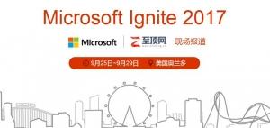 Microsoft Ignite 2017