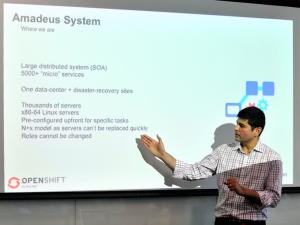 红帽谈OpenShift发展:容器也是Linux技术 我们非常有经验