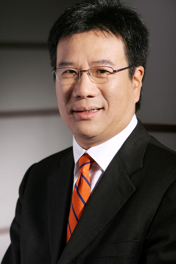 谭仲良出任EMC大中华区总裁