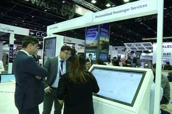 华为亮相迪拜机场展,以新ICT助力航空数字化转型