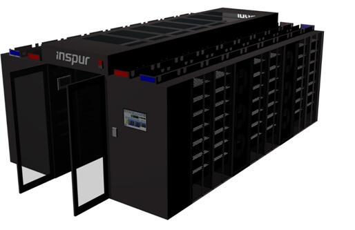 高能耗、交付慢、扩展难?试试浪潮微模块数据中心