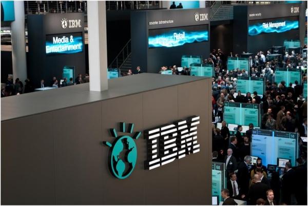 IBM与庞巴迪公司签署700万美元云计算合同